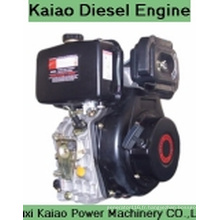 Moteur rotatif diesel refroidi par air monocylindre 5HP (KA178F)