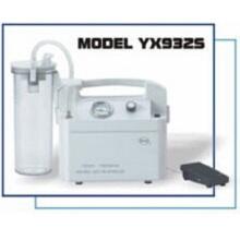 High Vacuum Portable Suction Apparatus