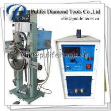 Machine automatique de soudure pour la machine de soudure de segment de diamant de lame de scie
