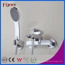 Fyeer Bathroom Bath and Shower Faucet com Desviador (QR100T)