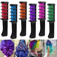 Hair Chalk Disposable Krim warna rambut temporer instan