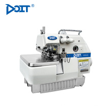 DT757F-TA DOIT 5 thread Flat Bed Pocket Industrial Overlock Sewing Machine