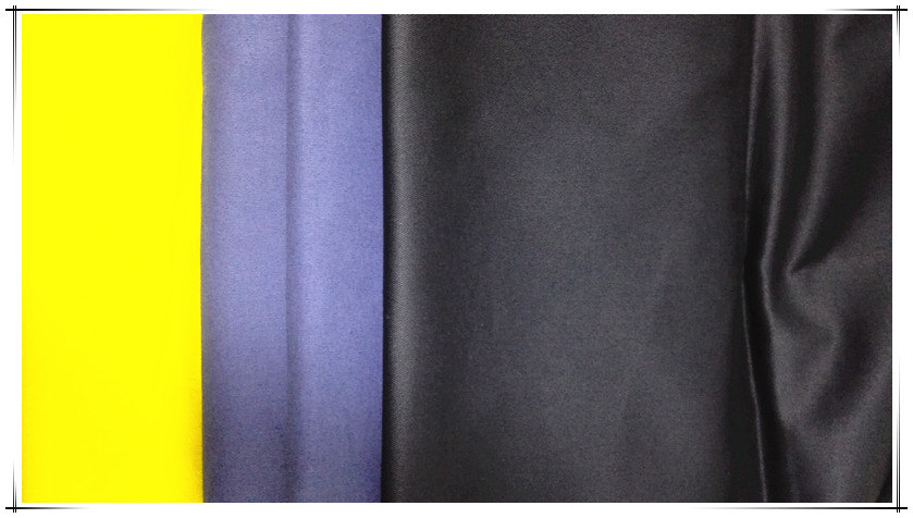130Gsm Dyed Cotton Twill Fabric 40*40