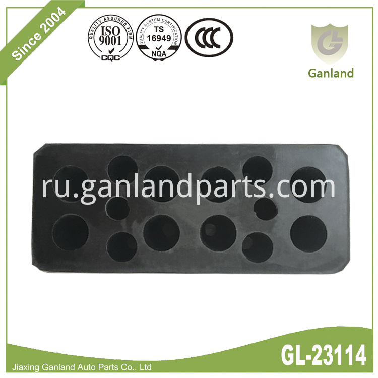 Rubber Buffer for ramps GL-23114
