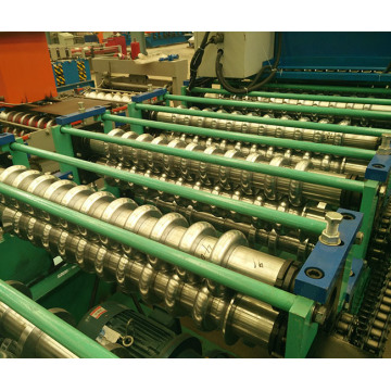 Corrugated Iron Sheet Roof Roll Forming Machine