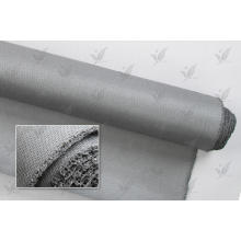 Gray Colour Silicon Coated Fiberglass Cloth Fireproof