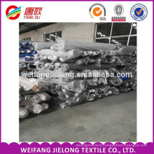 Uniforms and textiles cotton or tc solid dyed fabric stock made in China tc twill fabric for pants