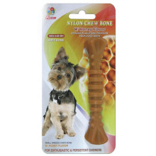 "Percell 4.5 ""Nylon Dog Chew Spiral Bone Медовый аромат"