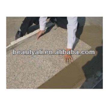 Adhésif à base de ciment imperméable à l'eau Adhésif pour carreaux de marbre en pierre