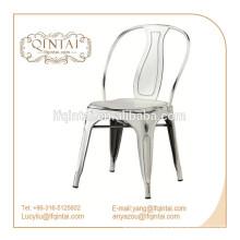 Barato cocina bistro silla cafe metal comedor sillas loft