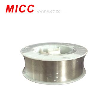 MICC alambres de aleación de termopar eléctricos fecrales brillantes
