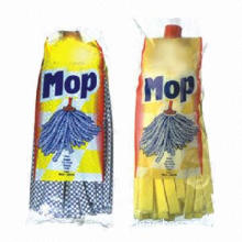 Y7027 Nonwoven Mop Head with Plastic Fitting