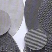 Tissu de filtre à tisser néerlandais