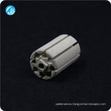 insulating cordierite ceramic bobbin heater porcelain components