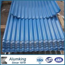 Al99.6 Feuille d'aluminium ondulé pour toiture