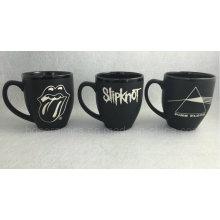 Sandblast Mug. Engraved Mug, Engraved