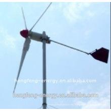 alimentación de generador de viento magnético permanente
