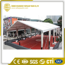 Heavy Polyester Fabric PVC Tent Fabric