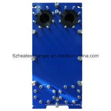 Intercambiador de calor sanitario de alta eficiencia para procesamiento de alimentos (igual a M6B / M6M)