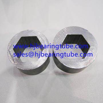Tubo interno redondo de aço estrutural hexagonal