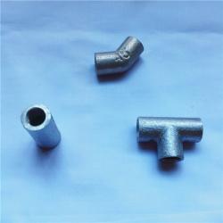 Sand casting support aluminum casting tube