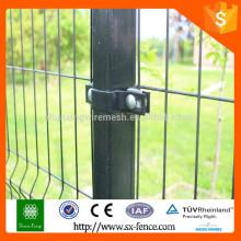 ISO9001 Anping Shunxing Factory Clips (abrazaderas) para el poste de la cerca del acoplamiento de alambre