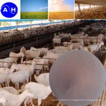 Additif de qualité alimentaire pour fer chélaté d'acides aminés