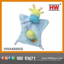 2015 Nueva marioneta de peluche del bebé del juguete de la felpa del diseño