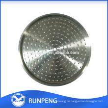 Stahl Metall Stanzen Runde Platte Teile