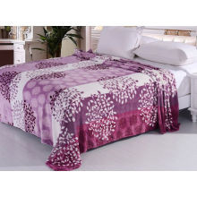 Classic Design Coral Fleece Fabric for Blanket
