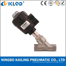 Kljzf-25 Stainless Steel Pneumatic Valve for Air Water