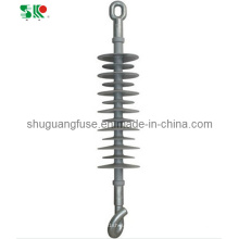 110kv 10kn Suspension Composite Polymer Post Insulators