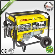 TIGER 5.5KW / 13HP EC6500A Générateur d'essence pour machines industrielles