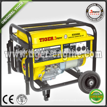 TIGER 5.5KW/13HP EC6500A Industrial machinery gasoline generator