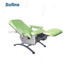 Высококачественное ручное кресло для донора крови, кресло для сбора крови