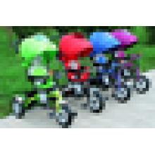 2015 New model hot selling good quality children baby tricycle, baby stroller bike, three wheel baby bike