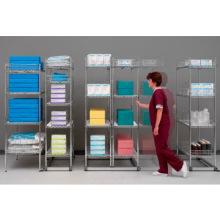 Rack d'entreposage d'affichage pour pharmacie NSF Hospital