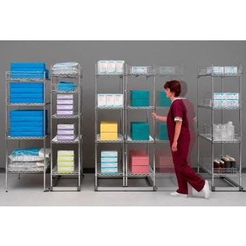 NSF Hospital Drugstore Display Storage Rack
