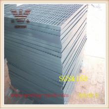 Rejilla de acero galvanizada industrial Assebly