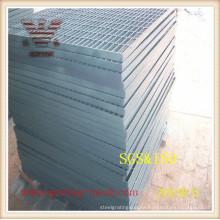 Industrial Galvanized Assebly Platform Steel Grating