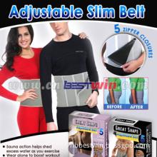 Adjustable Waist Slimming Belt