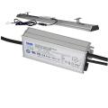 Controlador LED de 24V 100W Controlador de aluminio de voltaje constante