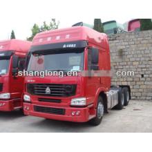 Caminhão trator HOWO