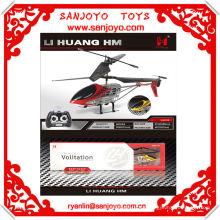 LH112-2 radio fly sky helicopter 3.5 CH w/gyro