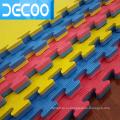 Decoo EVA пены головоломки циновка татами, дзюдо мат татами головоломки плитки место игры