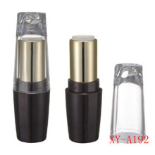 Black Plastic Lipstick Tubes Packaging