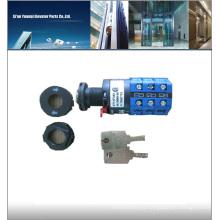 Elevador Interruptor de llave GAA177HR1, bloqueo de llave de elevador