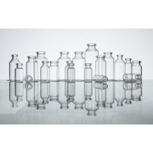 Empty Sterile Glass Vials
