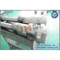 Máquina de moldeo por inyección de doble color Barril