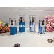 20ml 30ml 60ml Double Tube Plastic Airless Bottle
